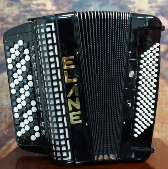 Elane Pregio Button Accordion